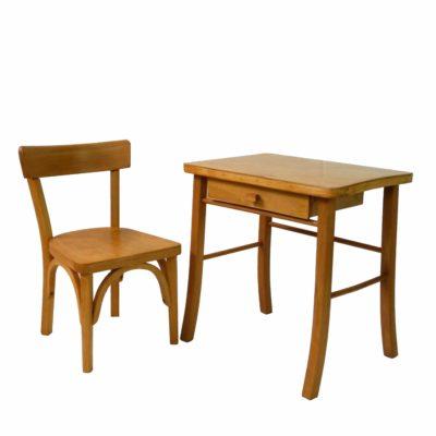 Baumann bureau chaise