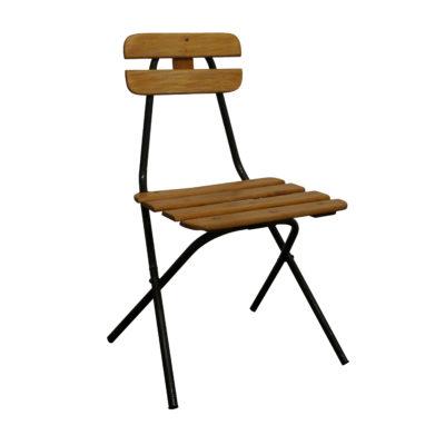 Chaise pliante enfant design