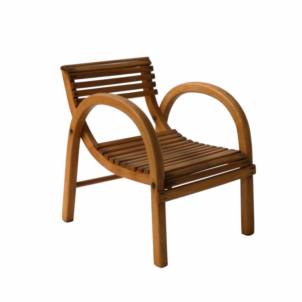 chaise enfant 1930 la marelle mobilier vintage pour enfant. Black Bedroom Furniture Sets. Home Design Ideas