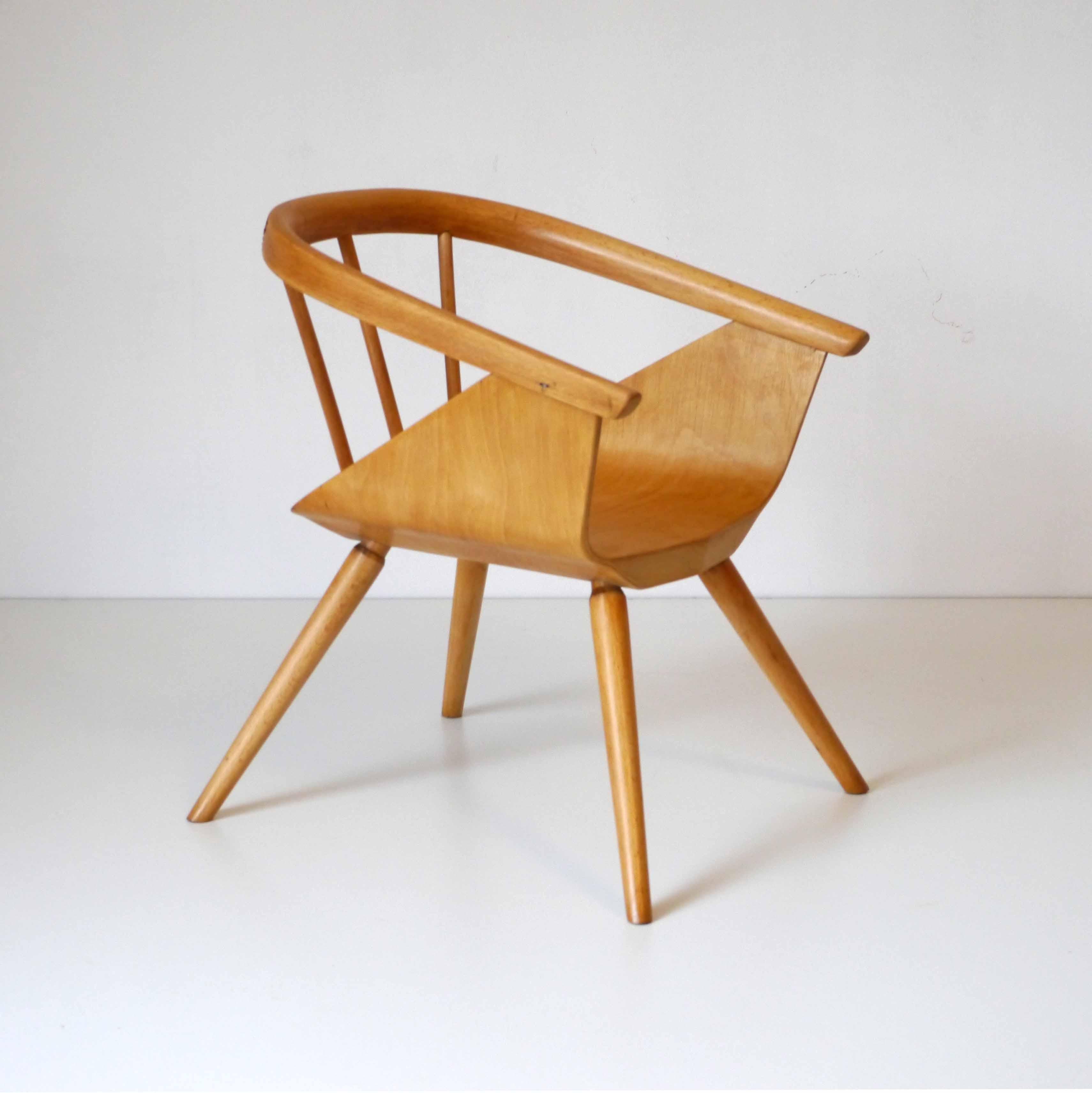 baumann fauteuil enfant design la marelle mobilier vintage enfants. Black Bedroom Furniture Sets. Home Design Ideas